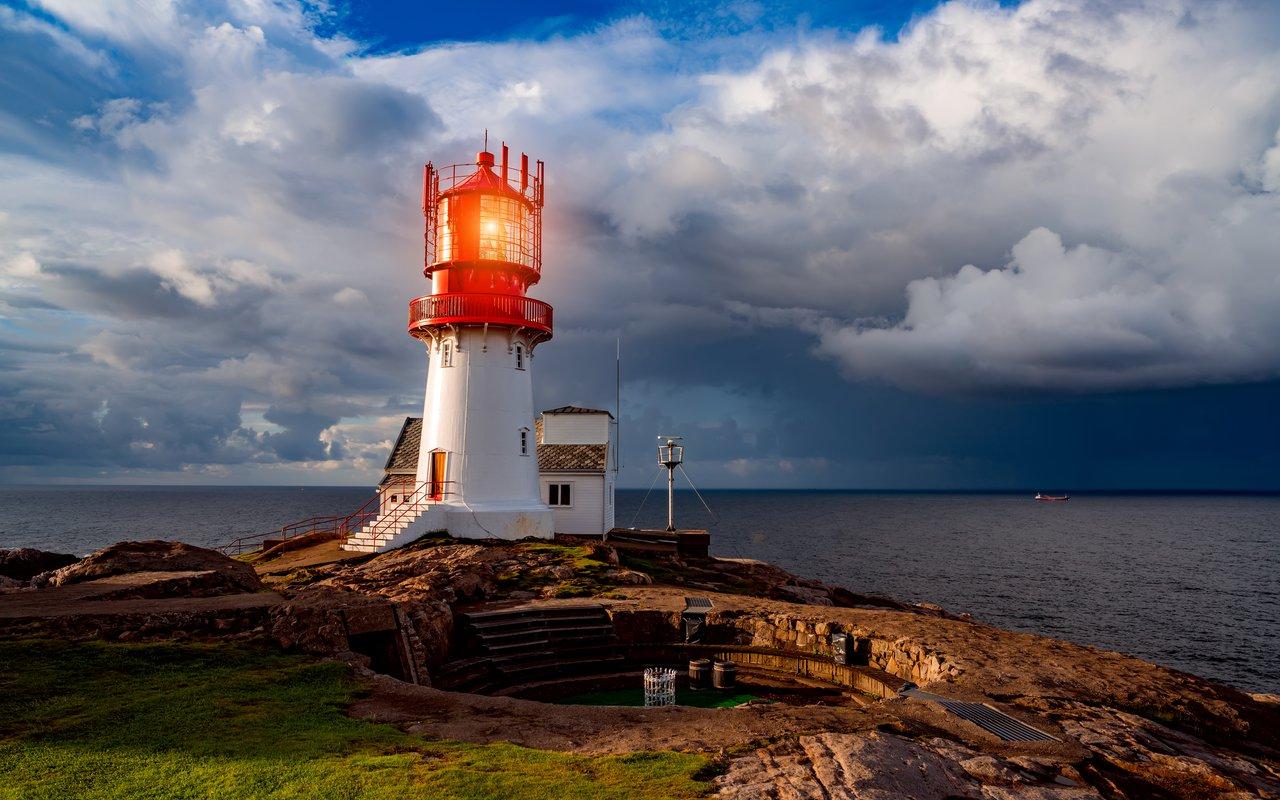 AWAYN IMAGE Fyr Lighthouse