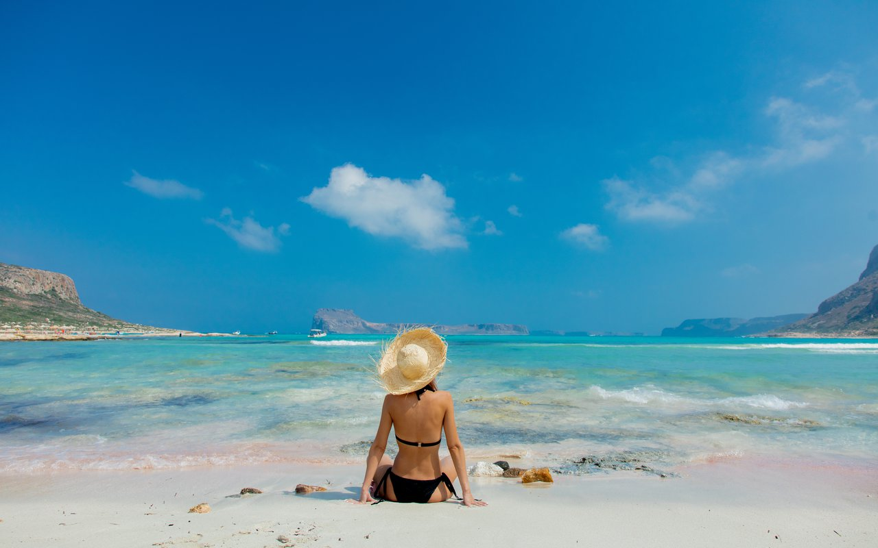 AWAYN IMAGE Relax on the beaches of Balos