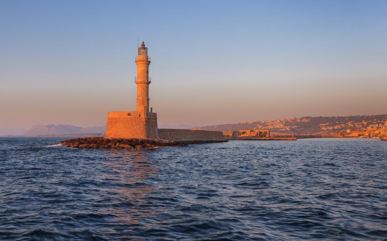 AWAYN IMAGE Venetian Lighthouse Chania