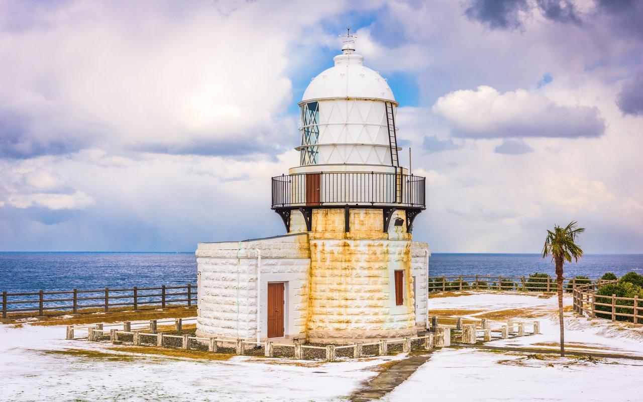 AWAYN IMAGE Rokkozaki Lighthouse