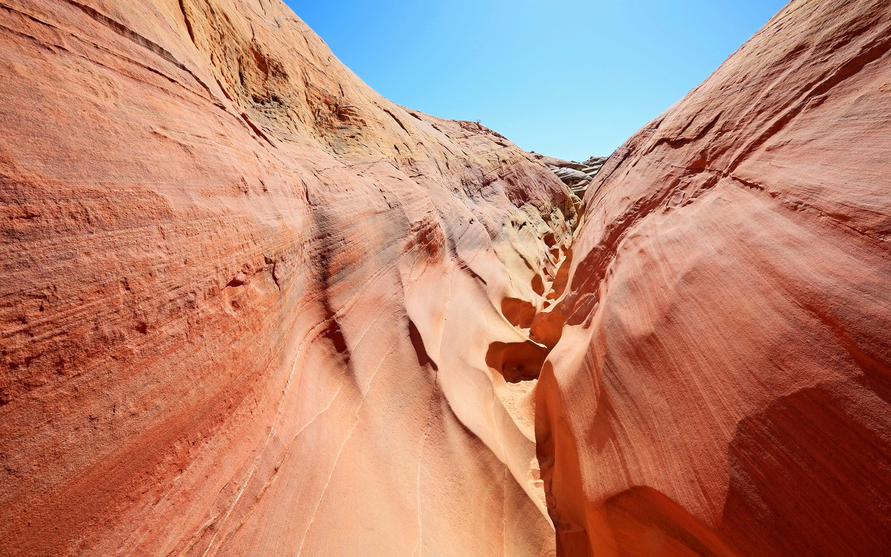 AWAYN IMAGE Pastel Canyon ( Valley of Fire )