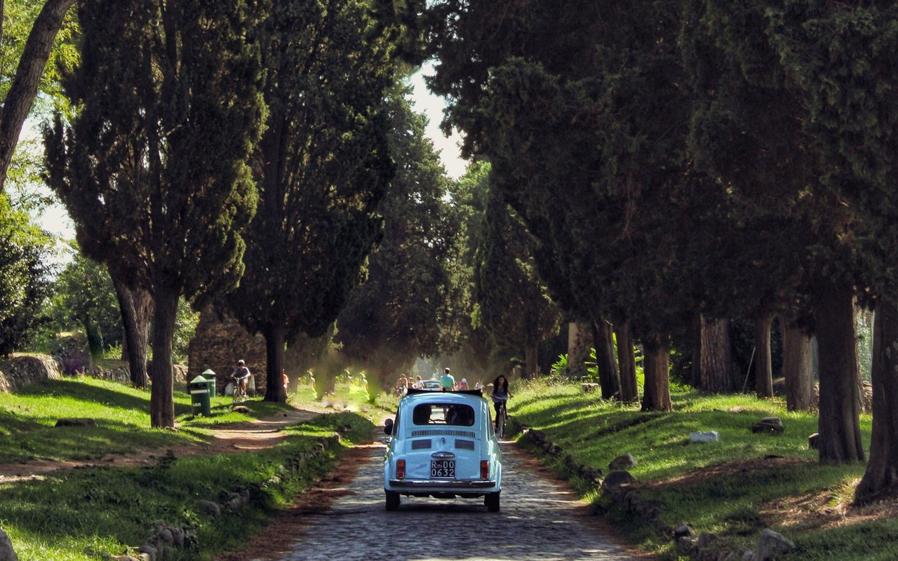 AWAYN IMAGE Appian Way (Via Appia Antica)