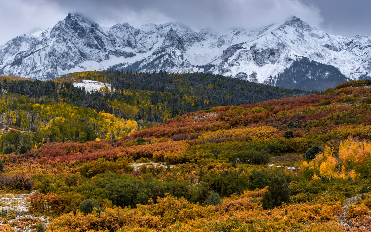 AWAYN IMAGE Mount Sneffels