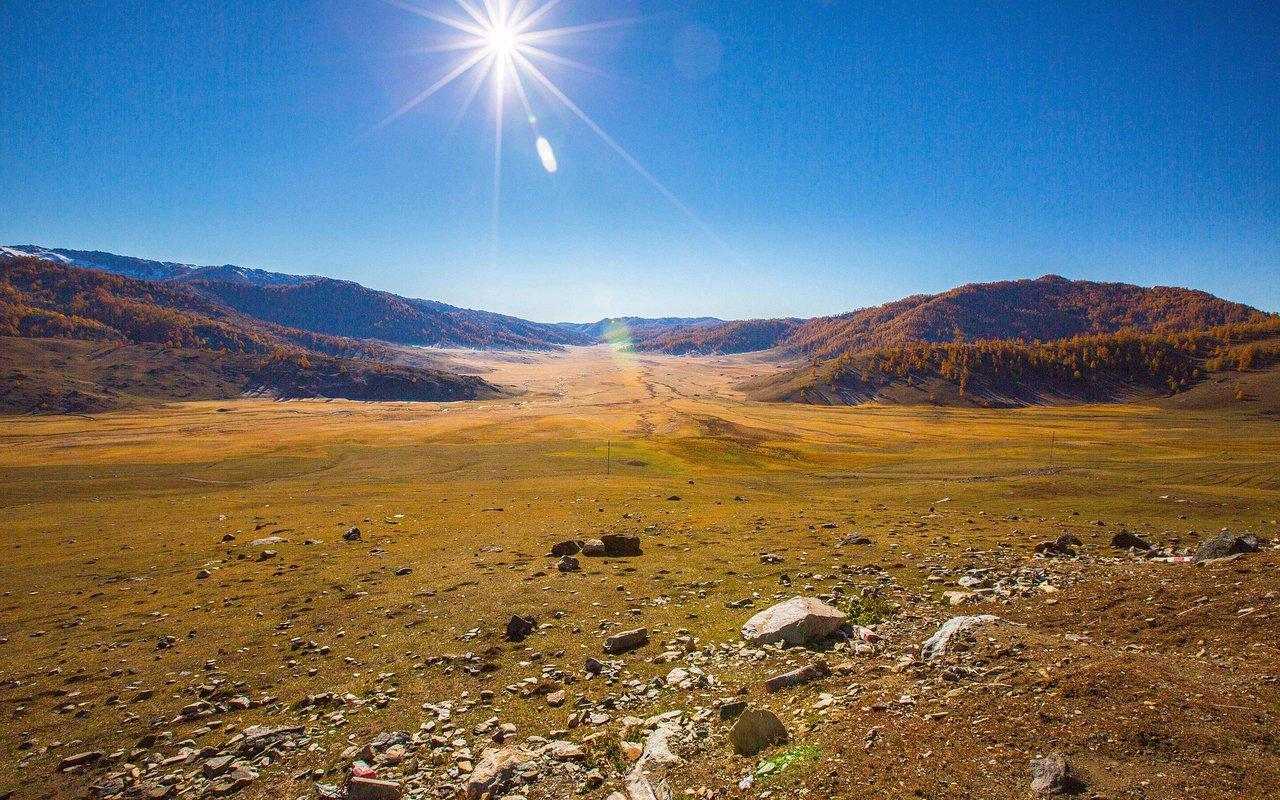 AWAYN IMAGE Kanas Xinjiang Herdsmen 新疆