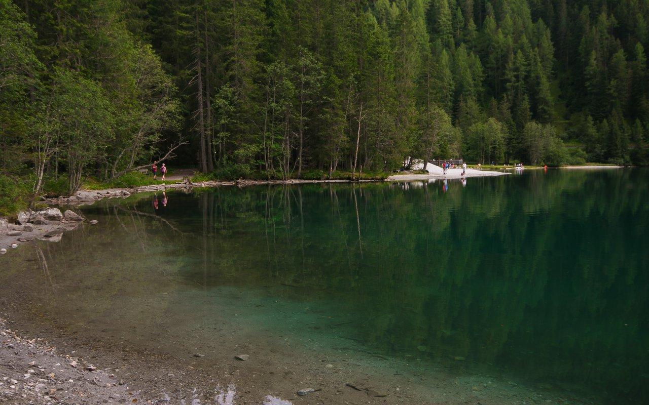 AWAYN IMAGE Explore the Lake Anterselva (Antholzer See)