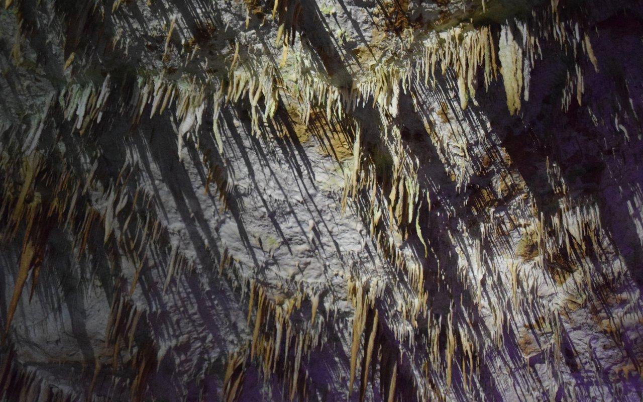AWAYN IMAGE Prometheus Cave, Imereti