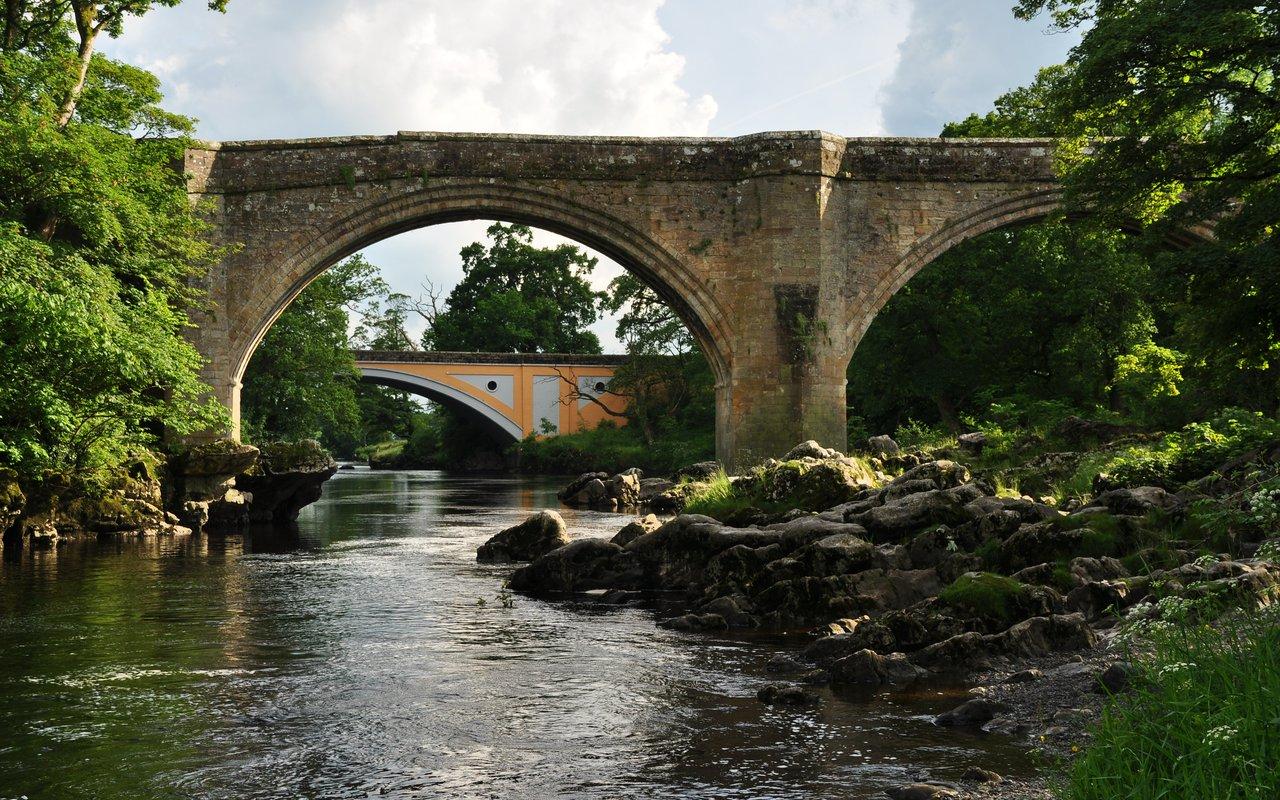 AWAYN IMAGE Devil's Bridge wander