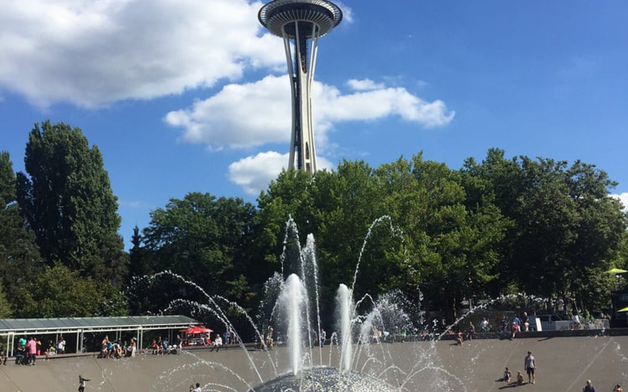 AWAYN IMAGE Seattle Center