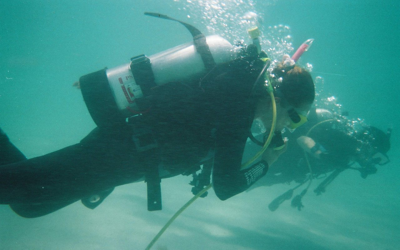 AWAYN IMAGE Panama City diving exprince