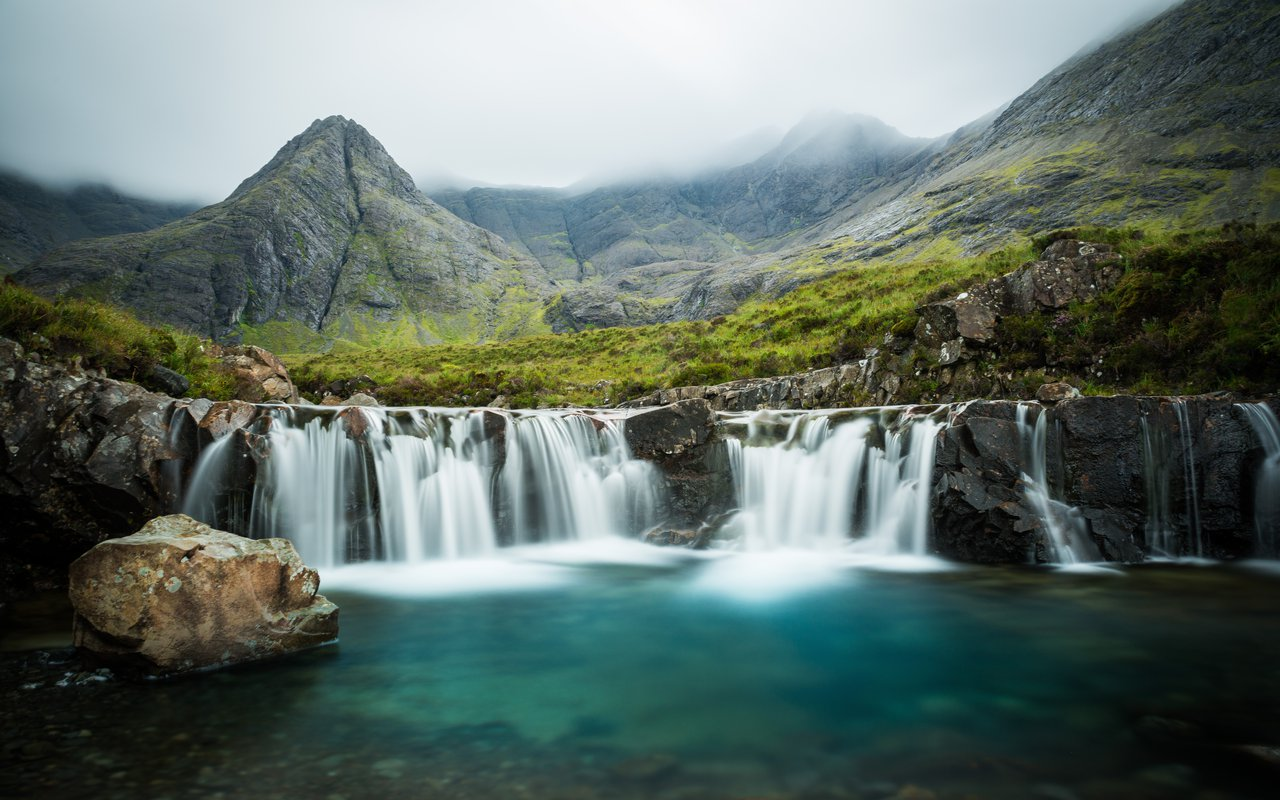 AWAYN IMAGE The Fairy Pools Coire na Creiche
