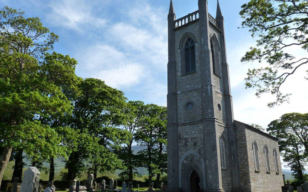 AWAYN IMAGE Donegal Coastal Drive to Drumcliff, Sligo