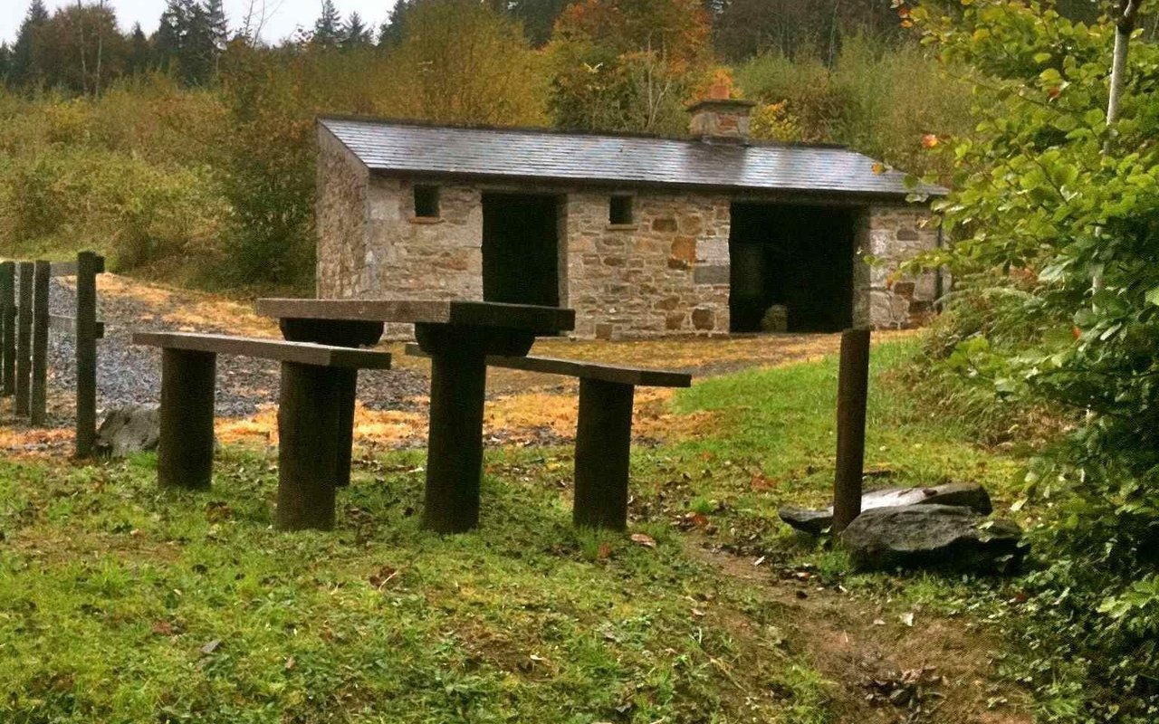 AWAYN IMAGE The Bluestack Way: Lough Eske to Letterfad