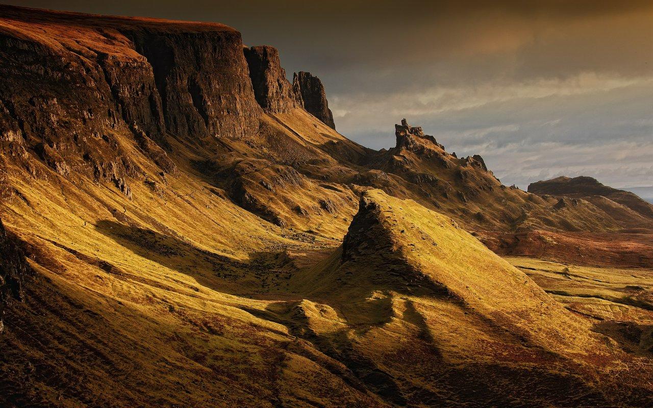 AWAYN IMAGE Elgol @Isle of skye, Scotland
