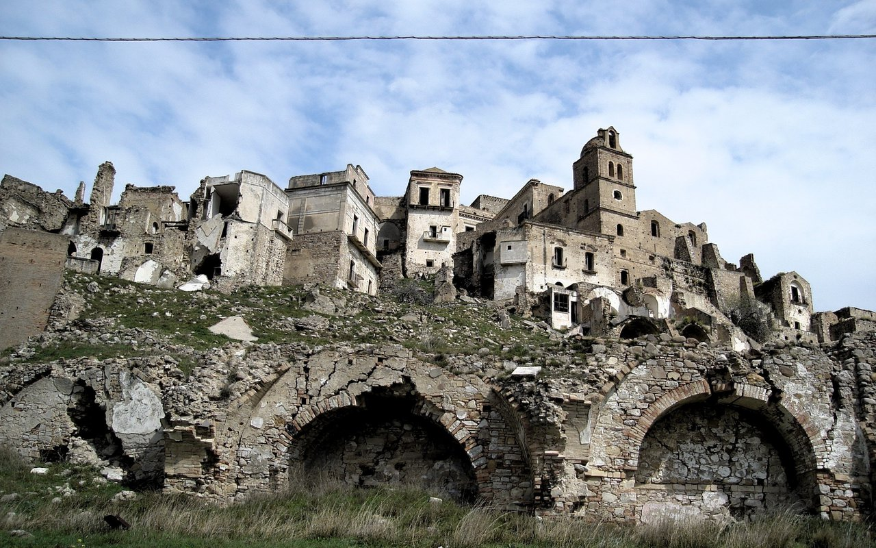 AWAYN IMAGE The Village of Craco