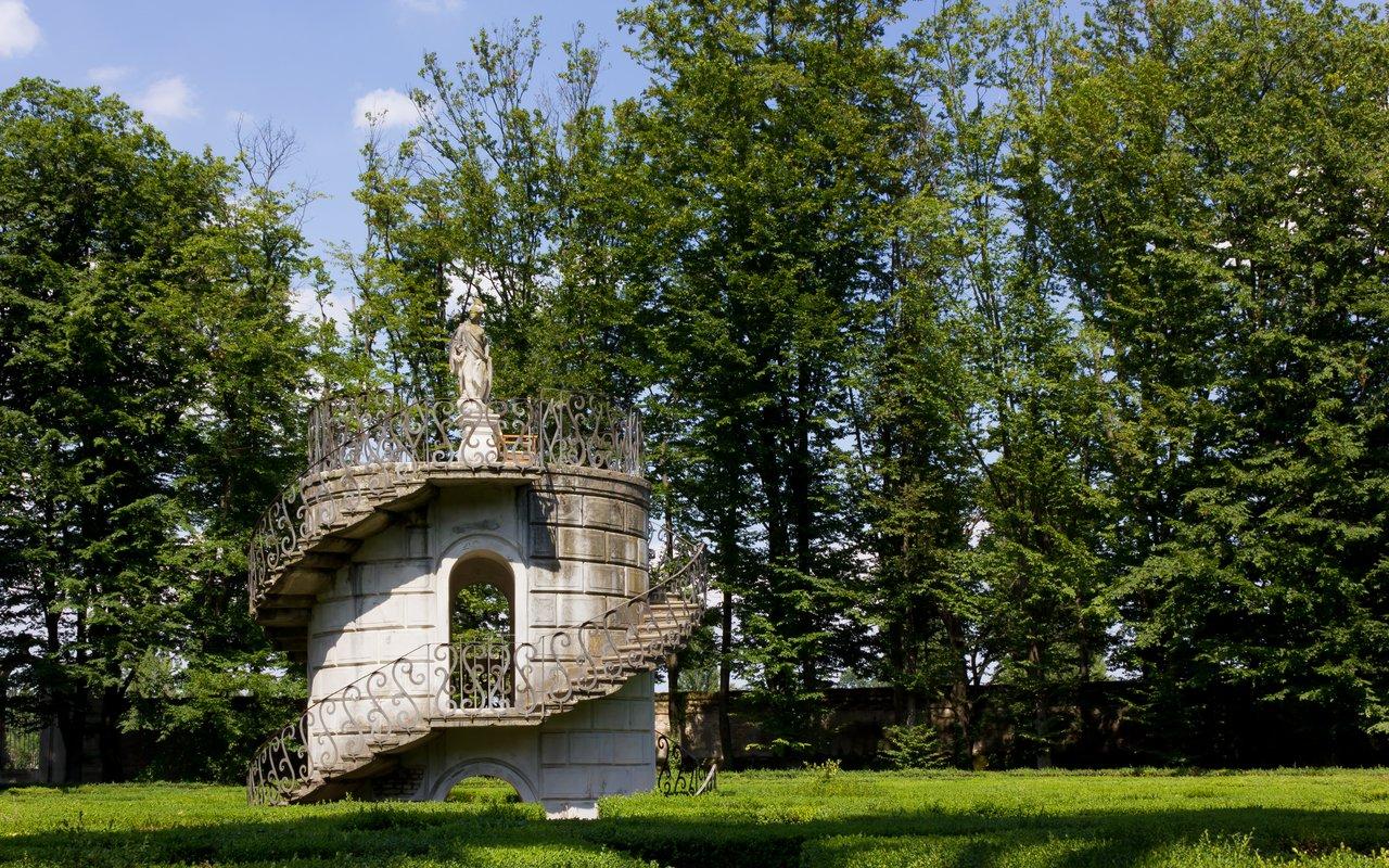 AWAYN IMAGE Villa Pisani Labirinto