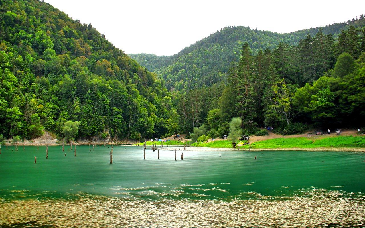 AWAYN IMAGE Fishing in Suluklu Gol