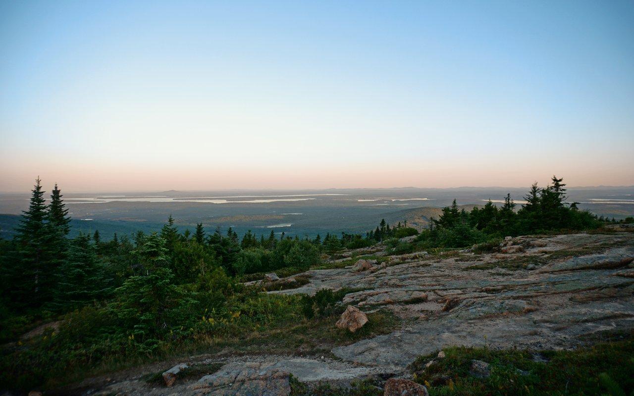 AWAYN IMAGE Hike to Cadillac Mountain