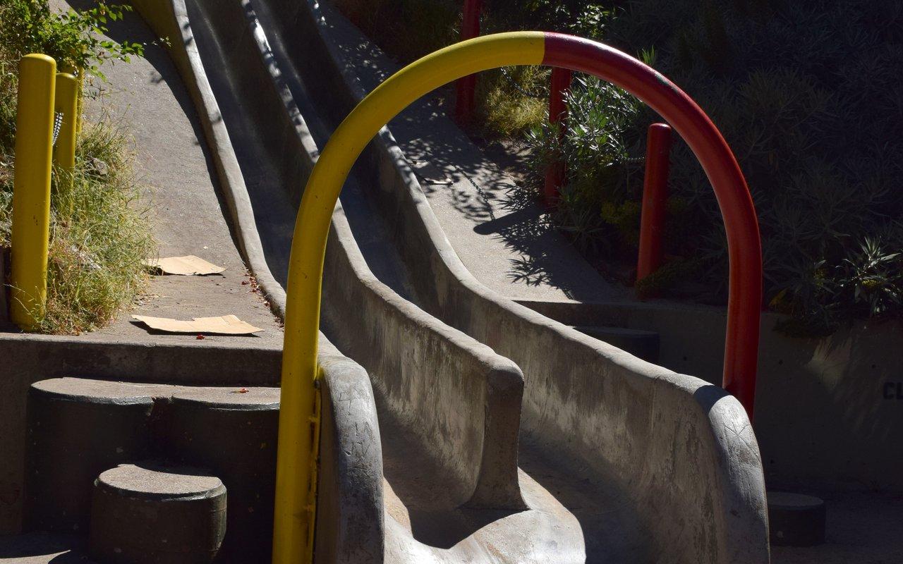 AWAYN IMAGE Seward Street Slides