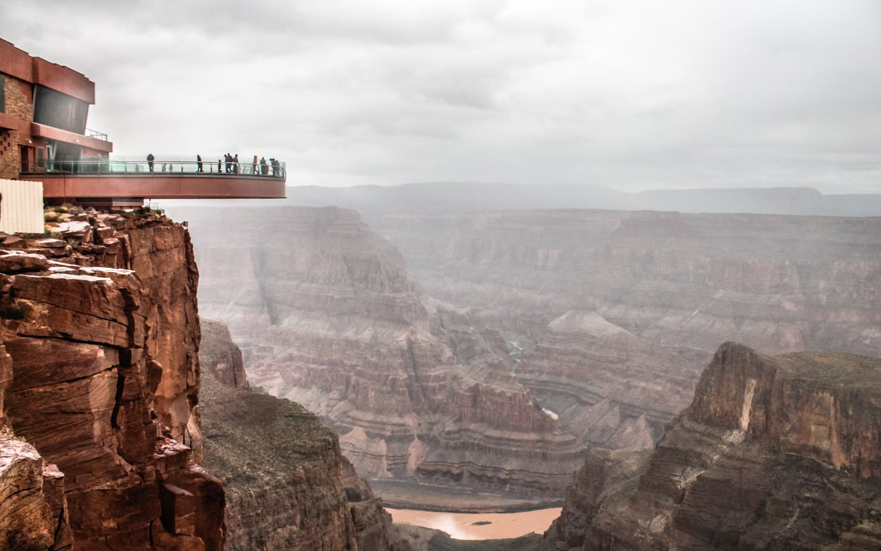 AWAYN IMAGE Grand Canyon SkyWalk
