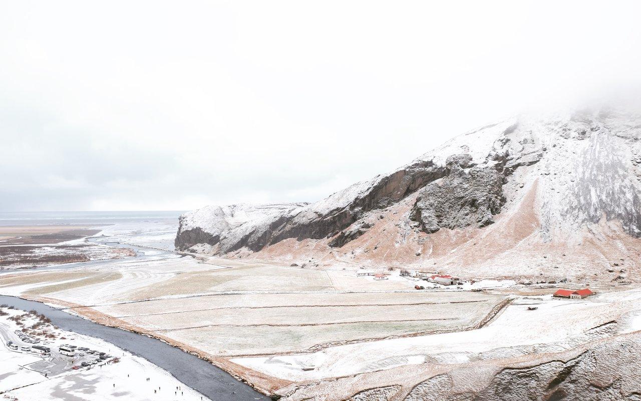 AWAYN IMAGE Drive and Hike to Skógafoss, Iceland