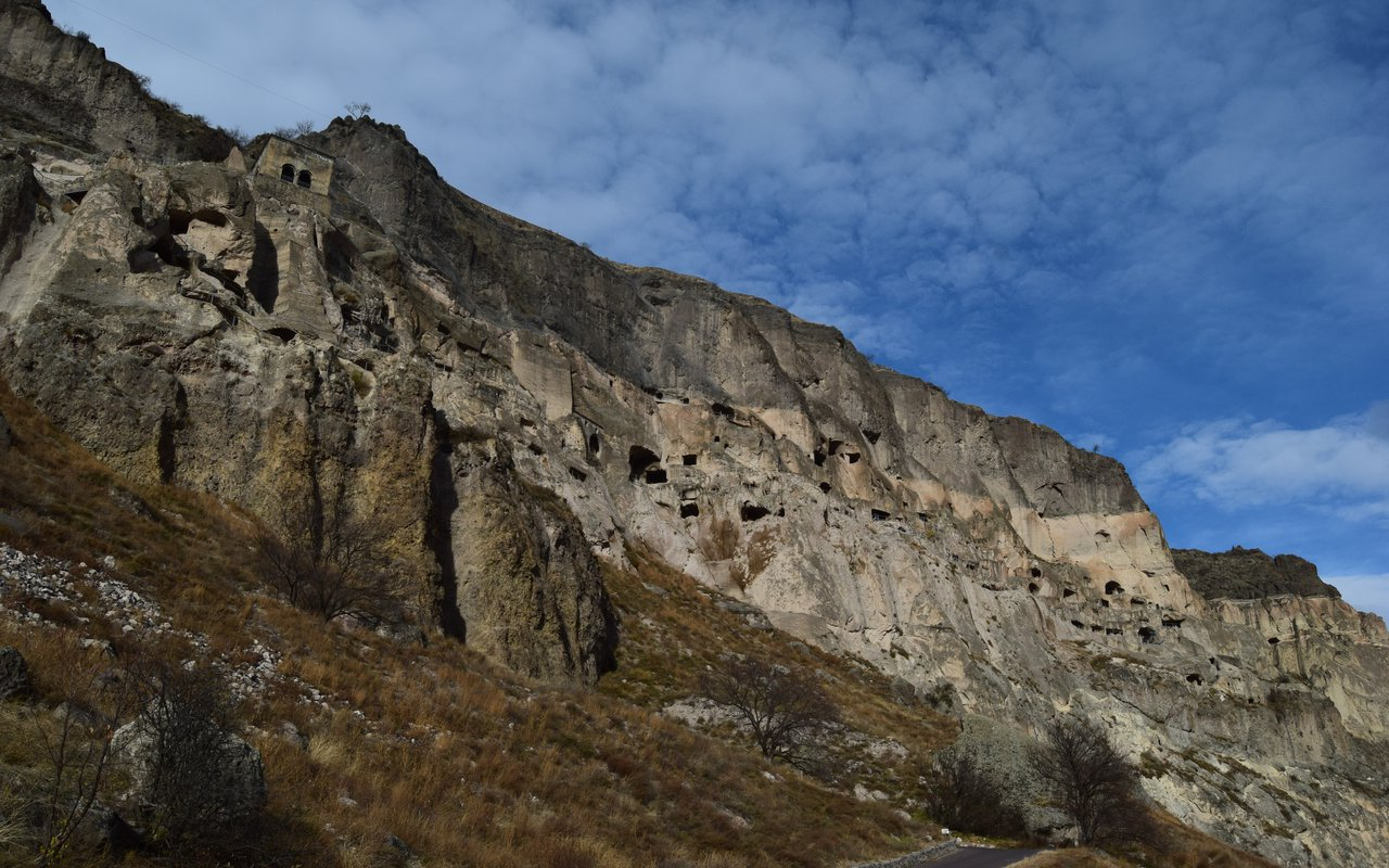 AWAYN IMAGE Visit the UNESCO world culture heritage Vardzia