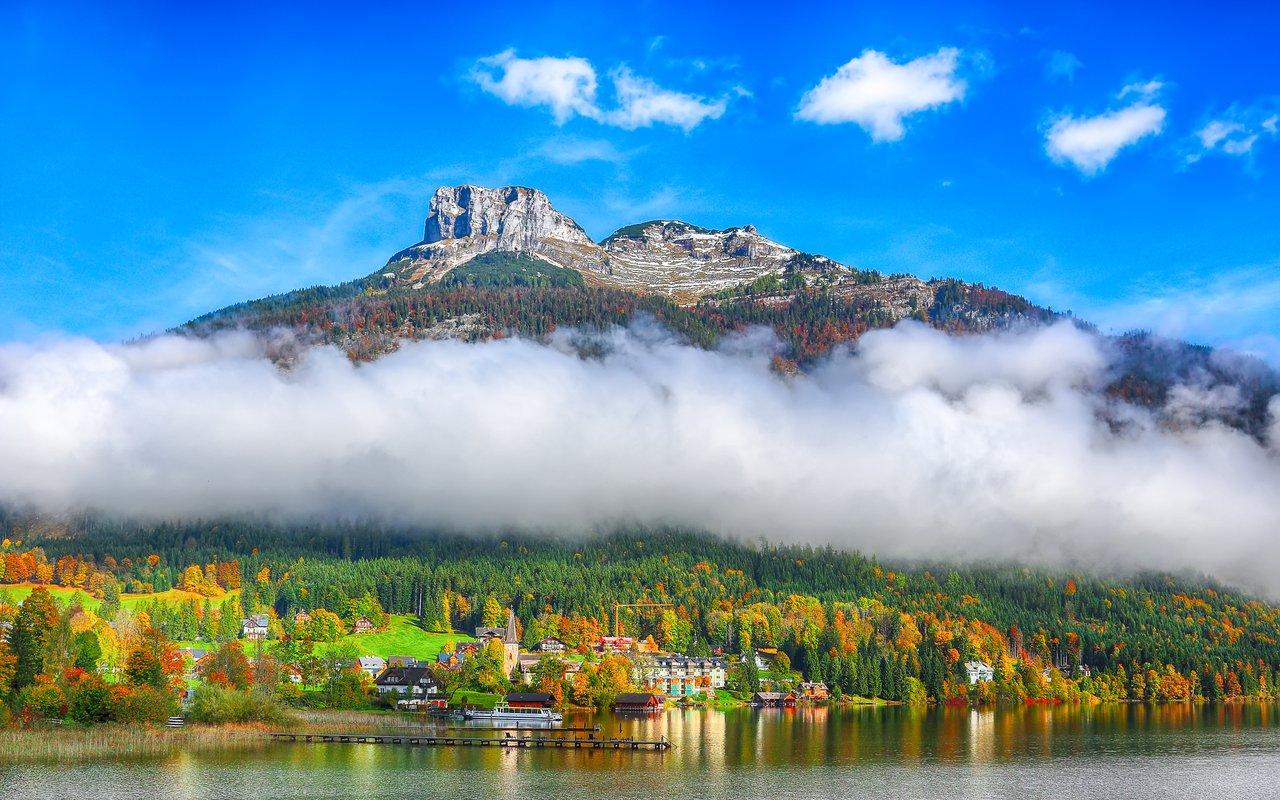 AWAYN IMAGE Lake Altausseer