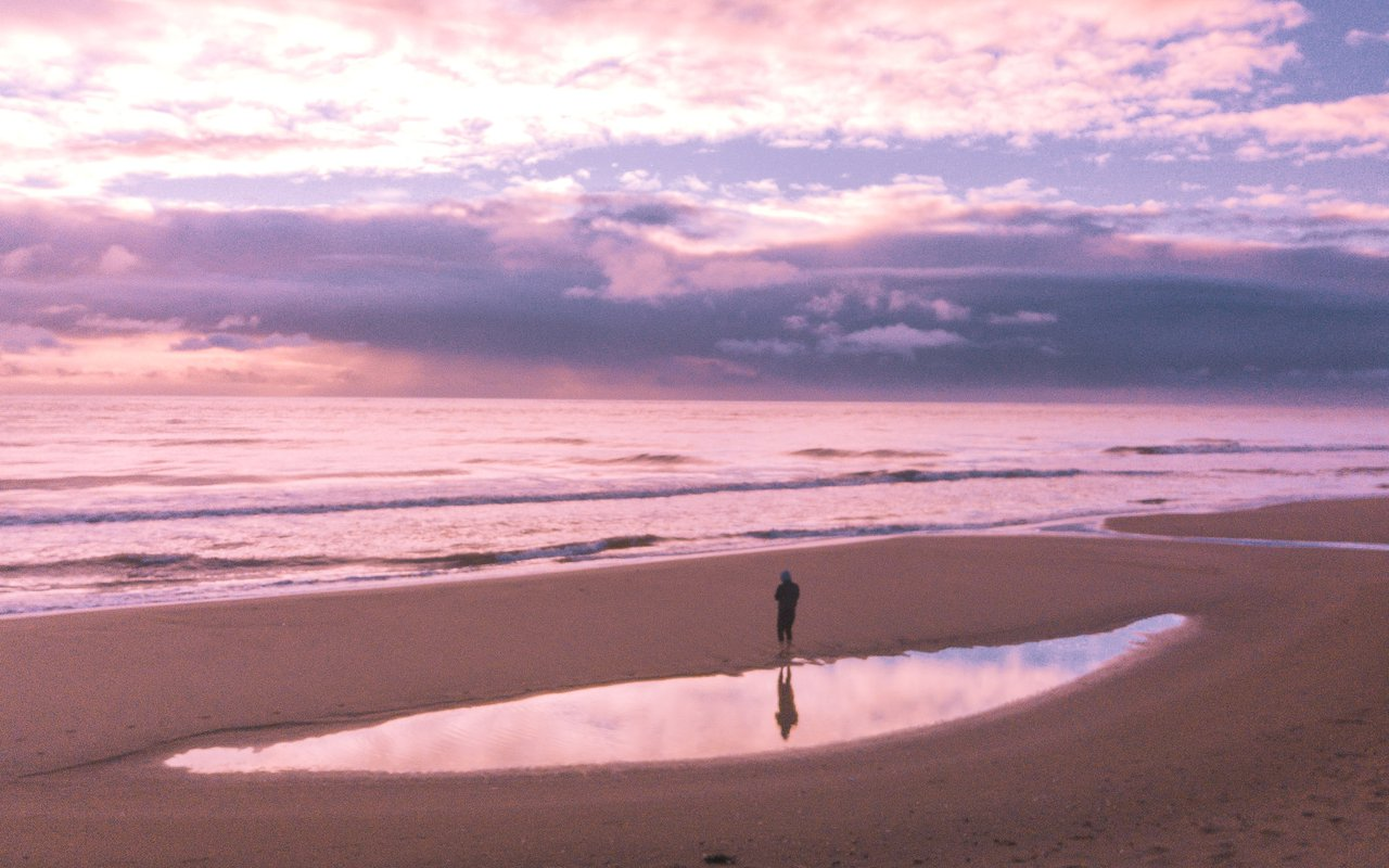 AWAYN IMAGE Visit the Another Place, Crosby Beach