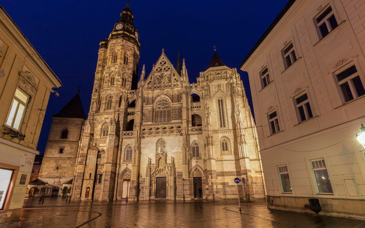 AWAYN IMAGE Explore Košice, Slovakia