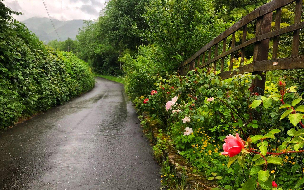 AWAYN IMAGE Stroll around Llangollen, North Wales