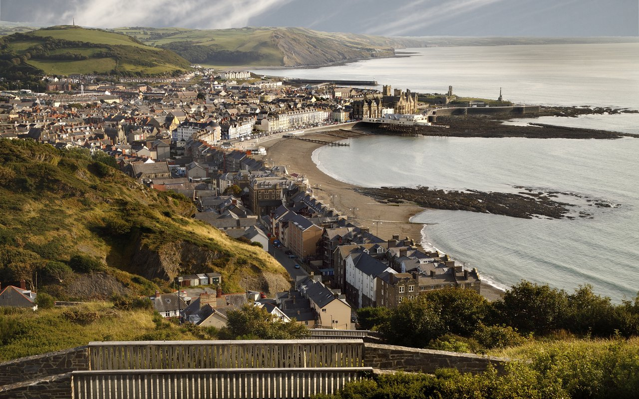 AWAYN IMAGE Explore Aberystwyth
