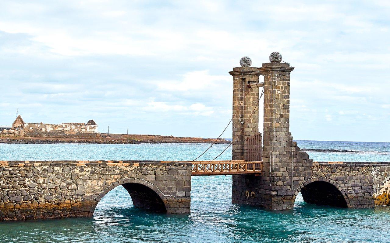 AWAYN IMAGE Arrecife history museum