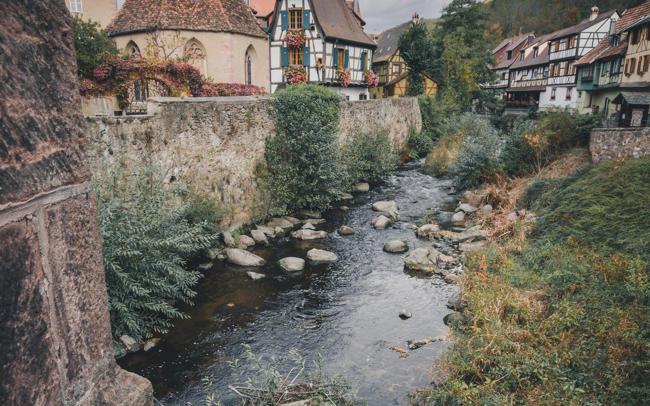 AWAYN IMAGE Exploring the Beauty of Kaysersberg
