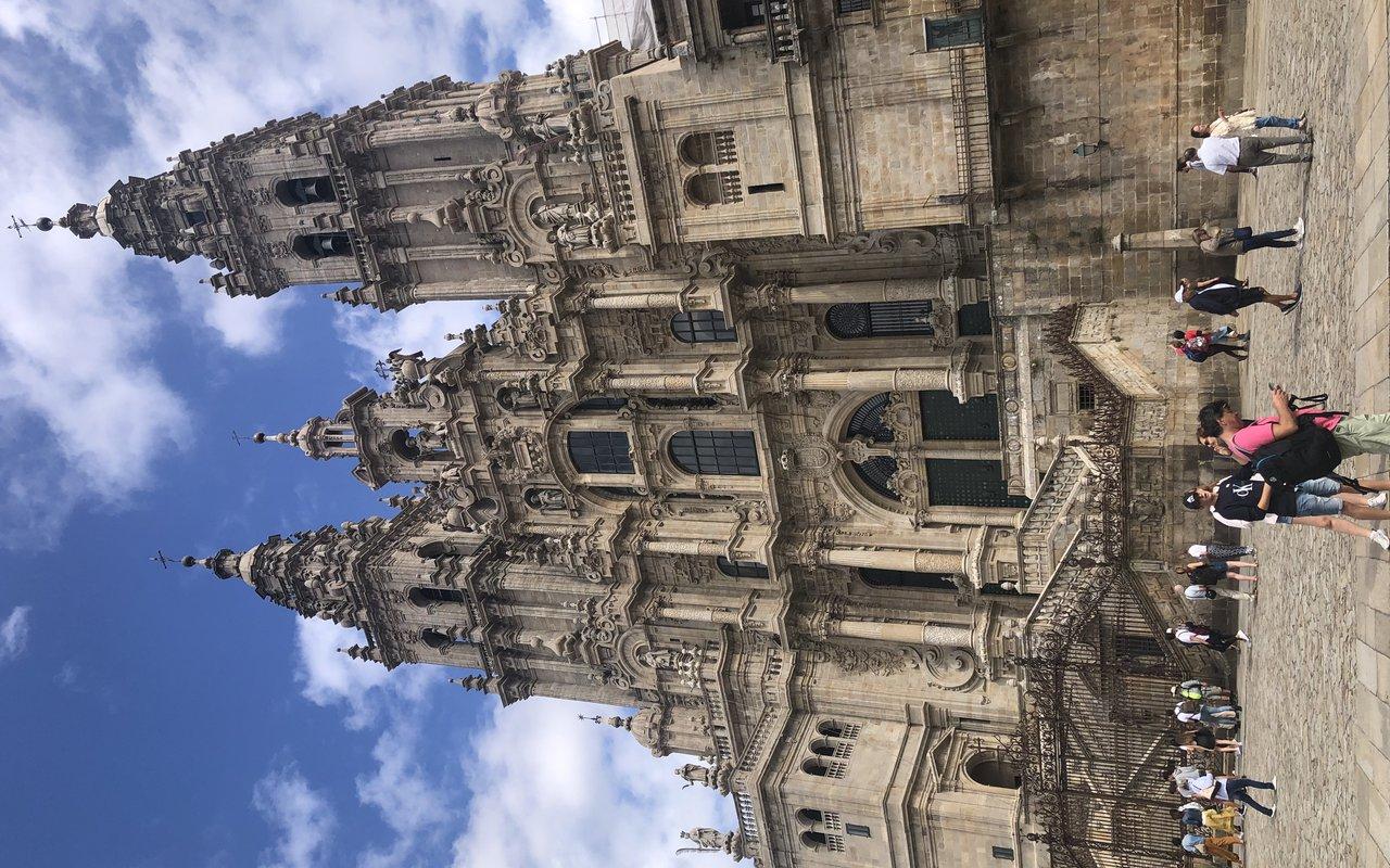 AWAYN IMAGE Cathedral, Santiago de Compostela