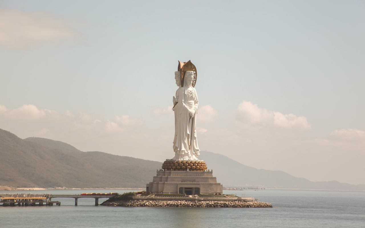 AWAYN IMAGE Mercy Place - Guanyin of Nansha