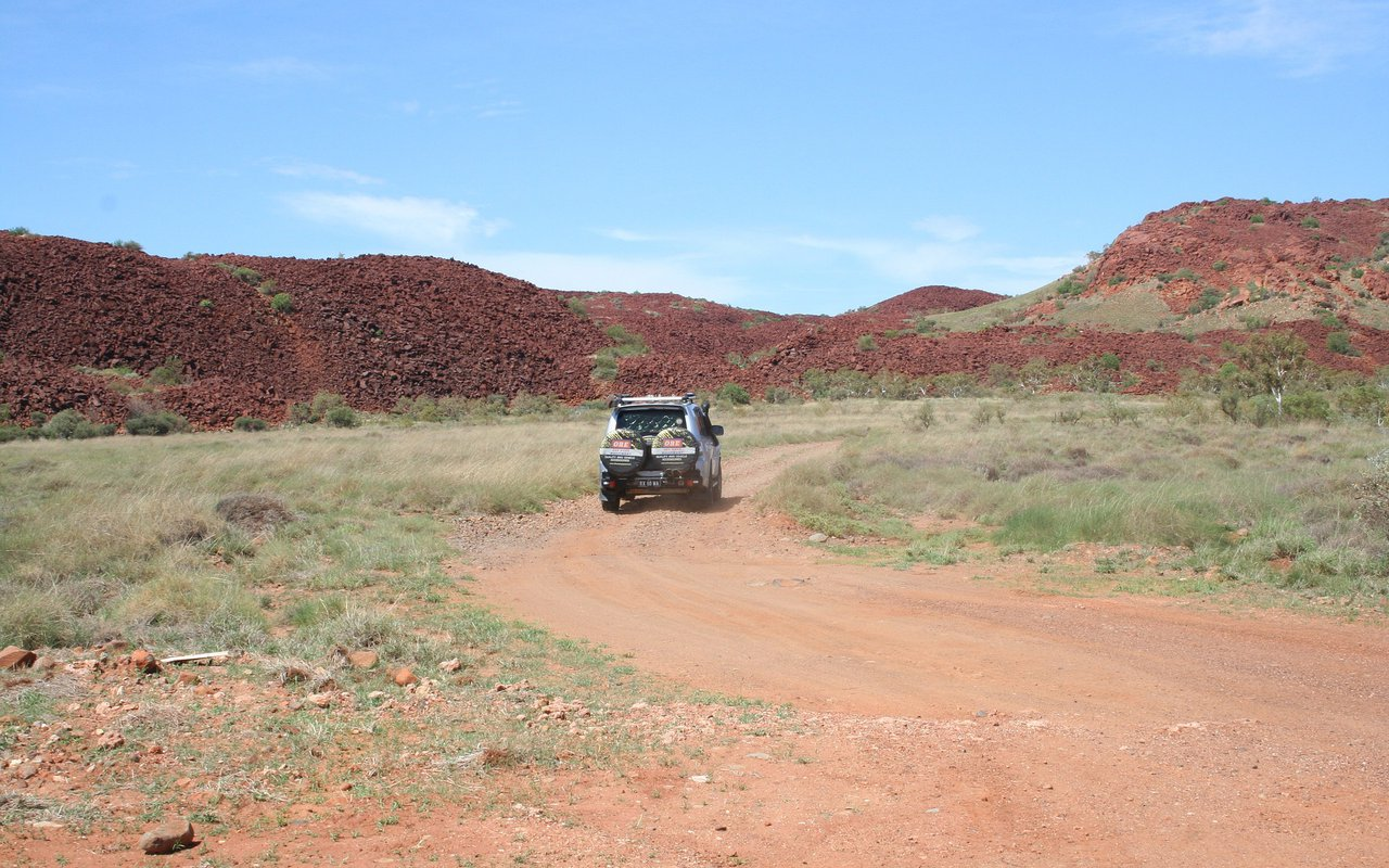 AWAYN IMAGE 4WDing Karratha, Western Australia