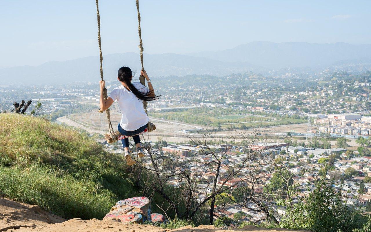 AWAYN IMAGE The Hidden Swing at Elysian Park