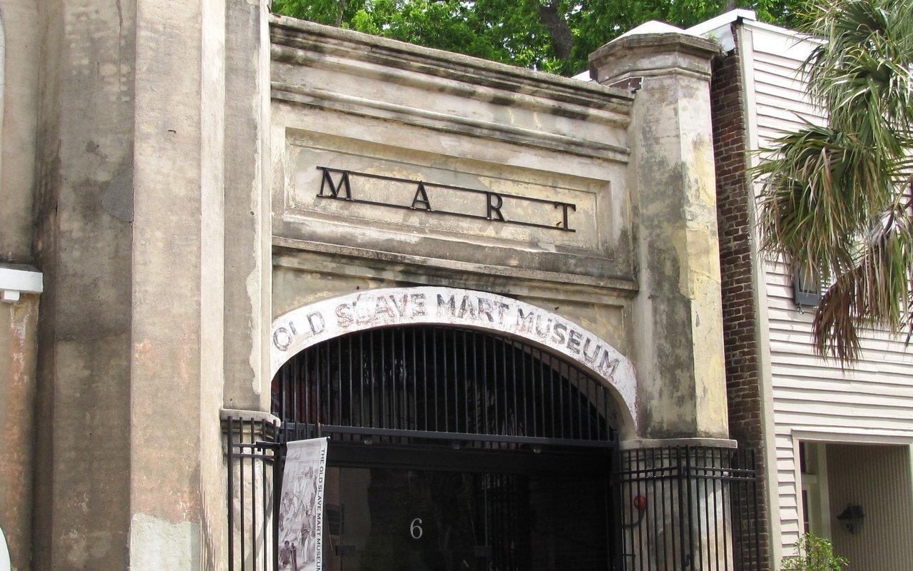 AWAYN IMAGE Visit Old Slave Mart