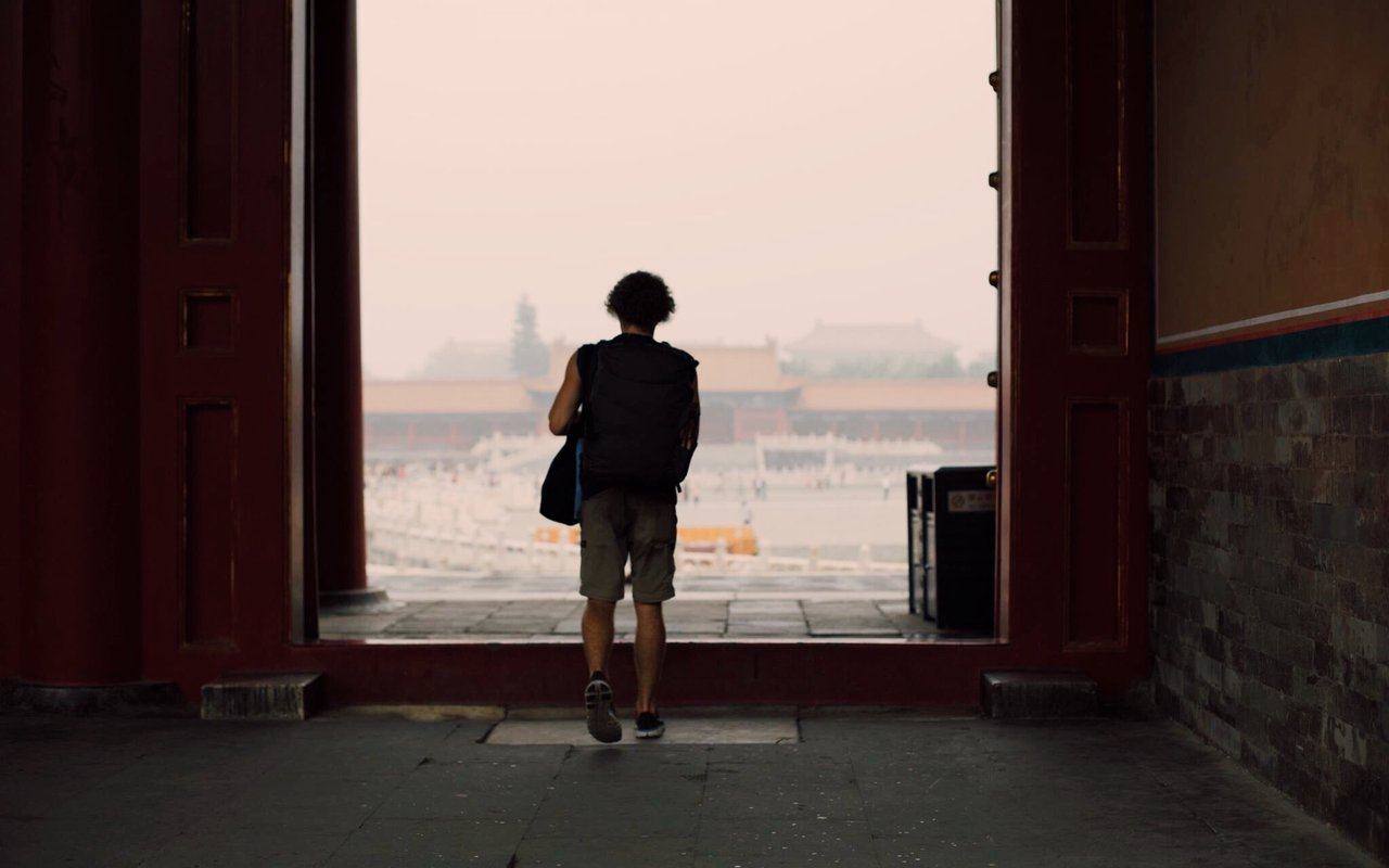 AWAYN IMAGE Explore the world's largest palace complex Forbidden City
