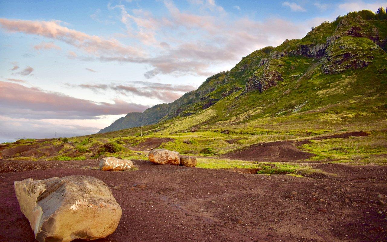 AWAYN IMAGE Hike the Mt Ka'ala