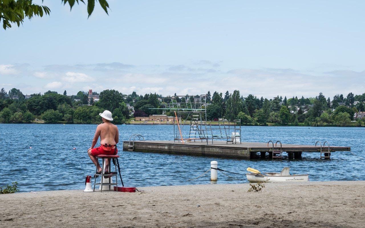 AWAYN IMAGE Explore Green Lake Park Washington