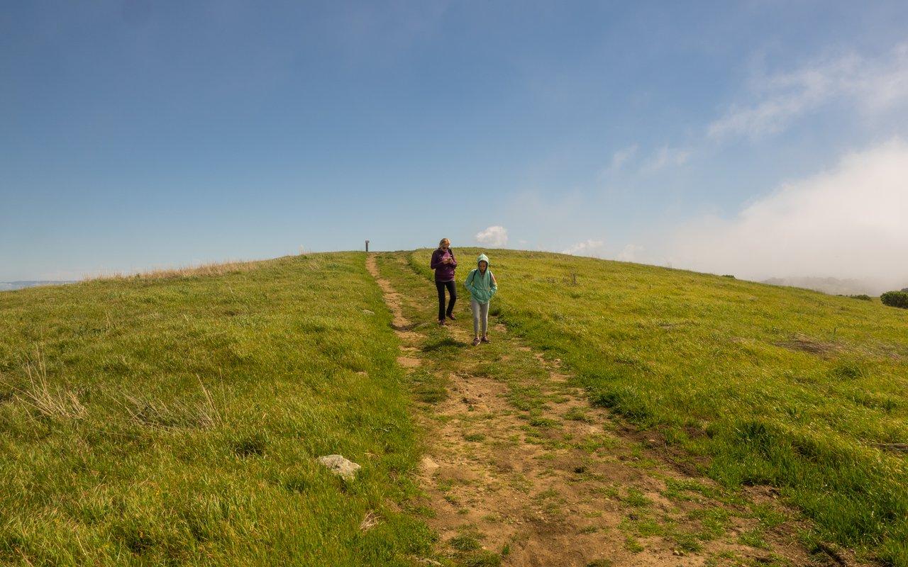 AWAYN IMAGE Hike to Russian Ridge Open Space, SC