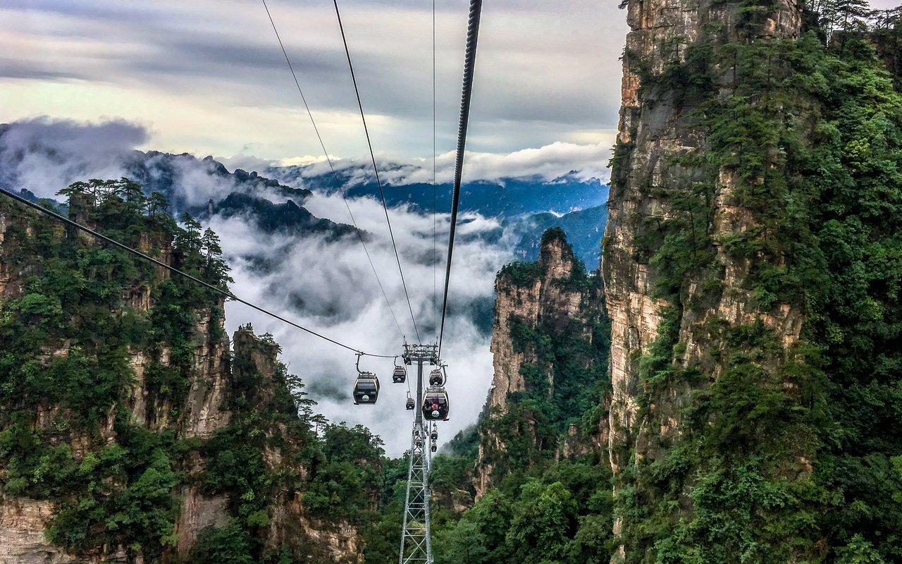 AWAYN IMAGE Tianzi Mountain (Zhangjiajie)  Backpack