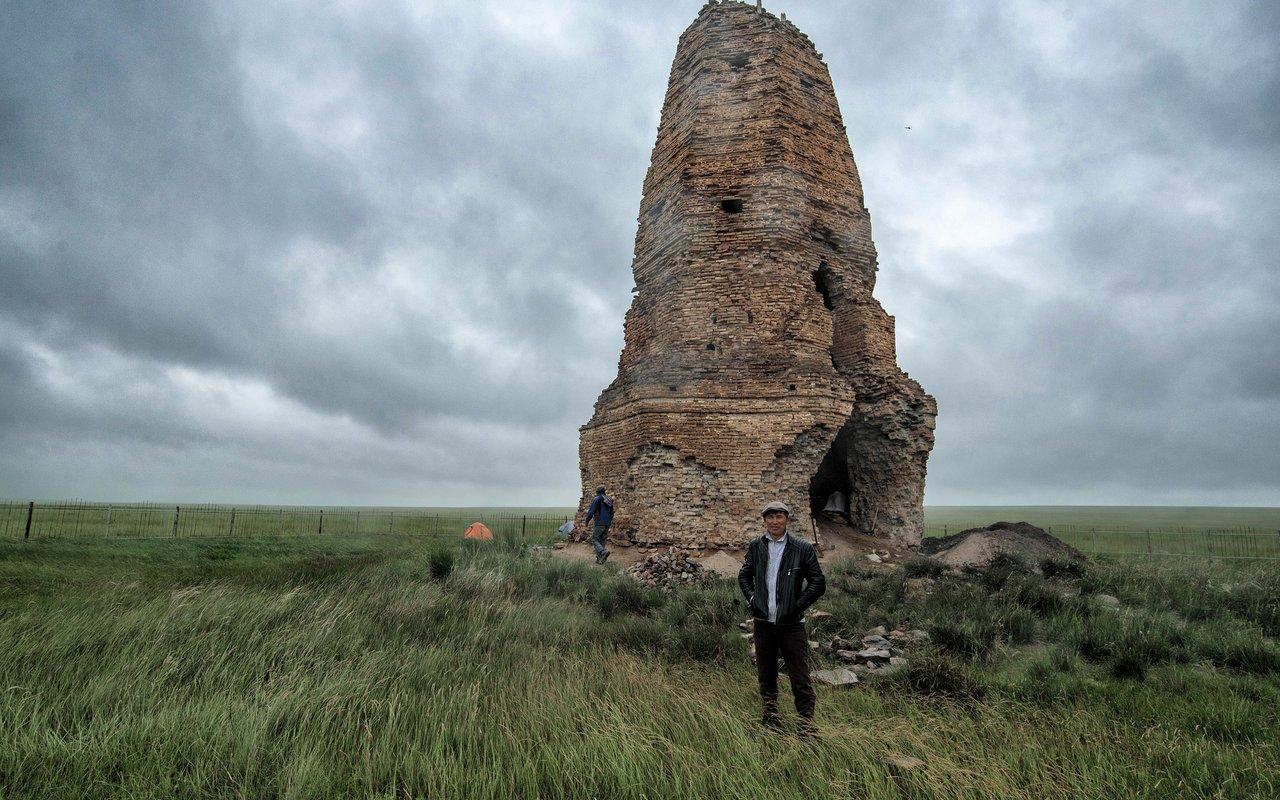 AWAYN IMAGE Dornod Mongolia Stuppa