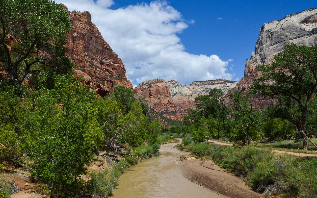 AWAYN IMAGE Zion National Park