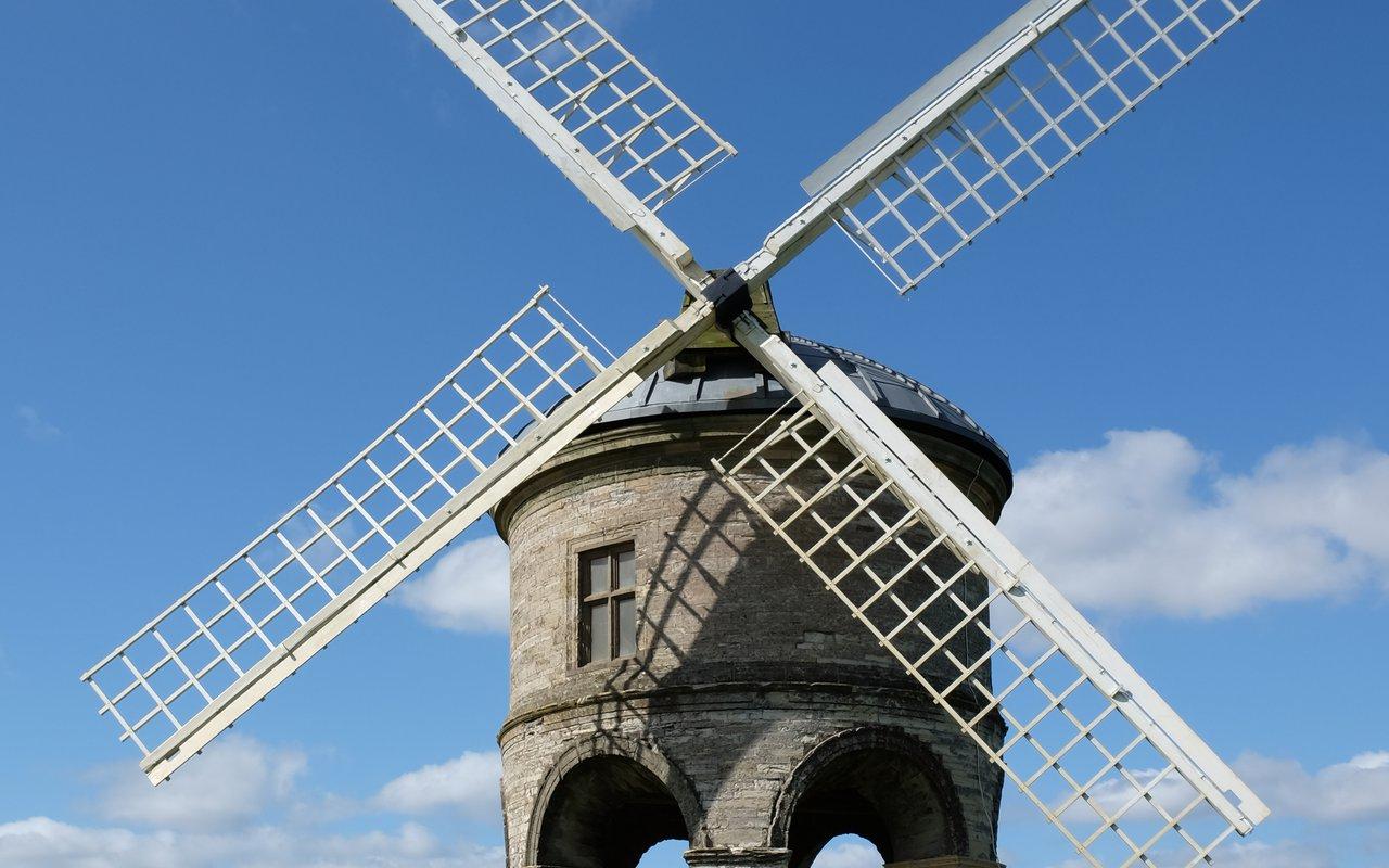 AWAYN IMAGE Chesterton Windmill