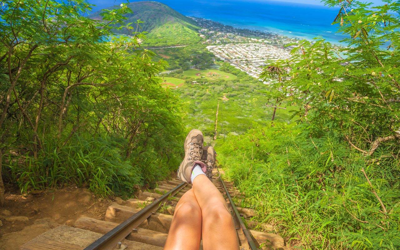 AWAYN IMAGE Koko Crater Trail