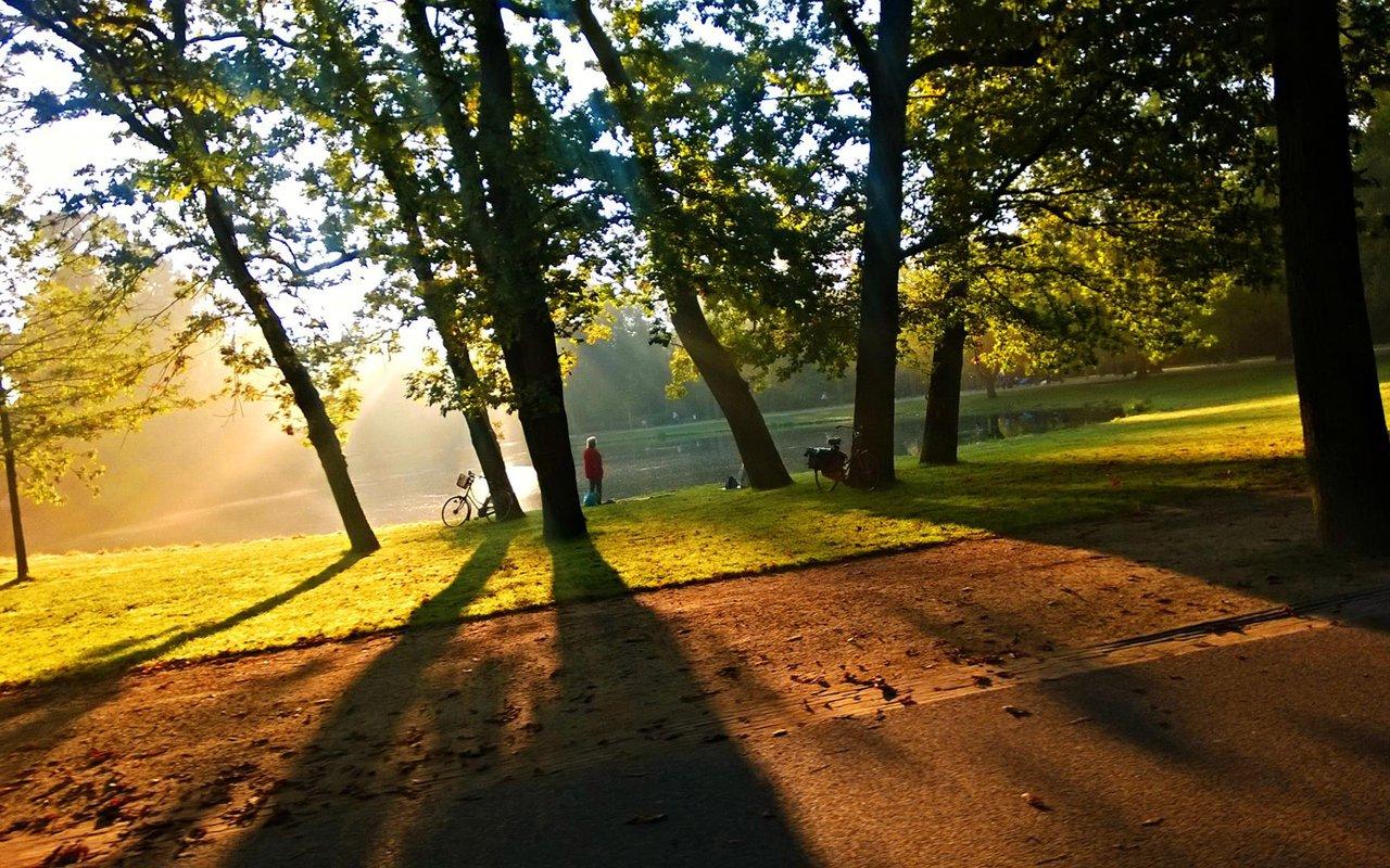 AWAYN IMAGE Spend a day at Vondelpark