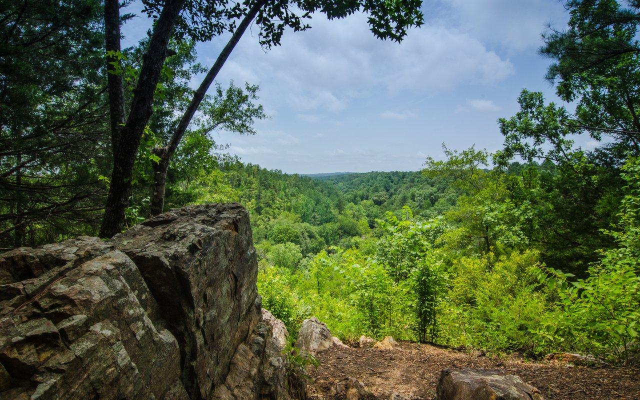 AWAYN IMAGE Hike Chewacla state park