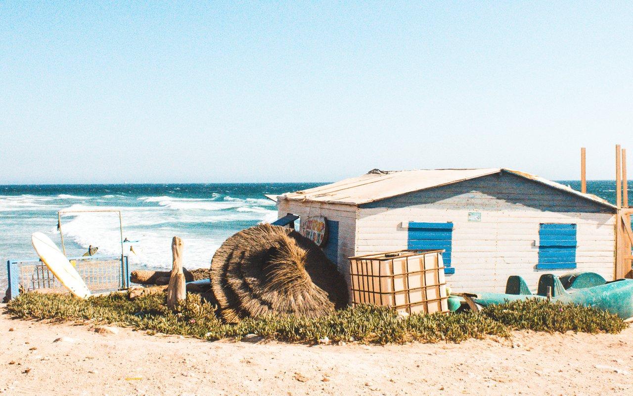 AWAYN IMAGE Taghazout Beach, Morocco