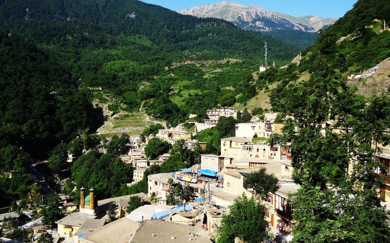 AWAYN IMAGE Hike to Masouleh Village